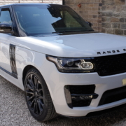 Range Rover SV Autobiography after coating with Cquartz UK3.0